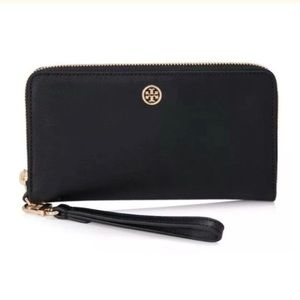 Tory Burch Parker Continental Wallet